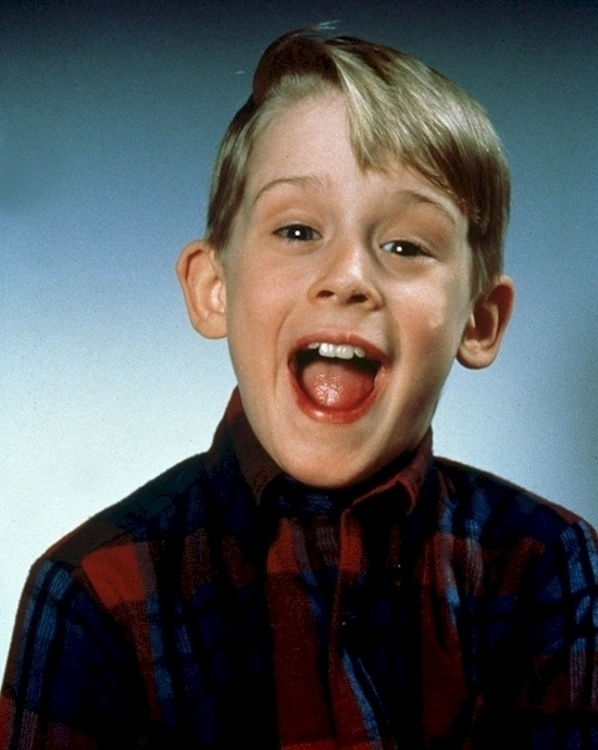 But it was Home Alone that really skyrocketed him to stardom.