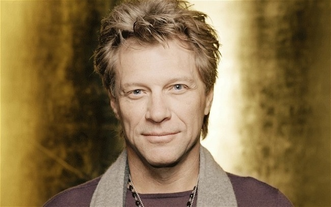 """As for his secret to staying married: """"My wife tells me that if I ever decide to leave, she is coming with me."""" – Jon Bon Jovi"""