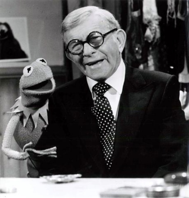 """""""Love is a lot like a backache. It doesn't show up on x-rays. But you know it's there."""" – George Burns"""