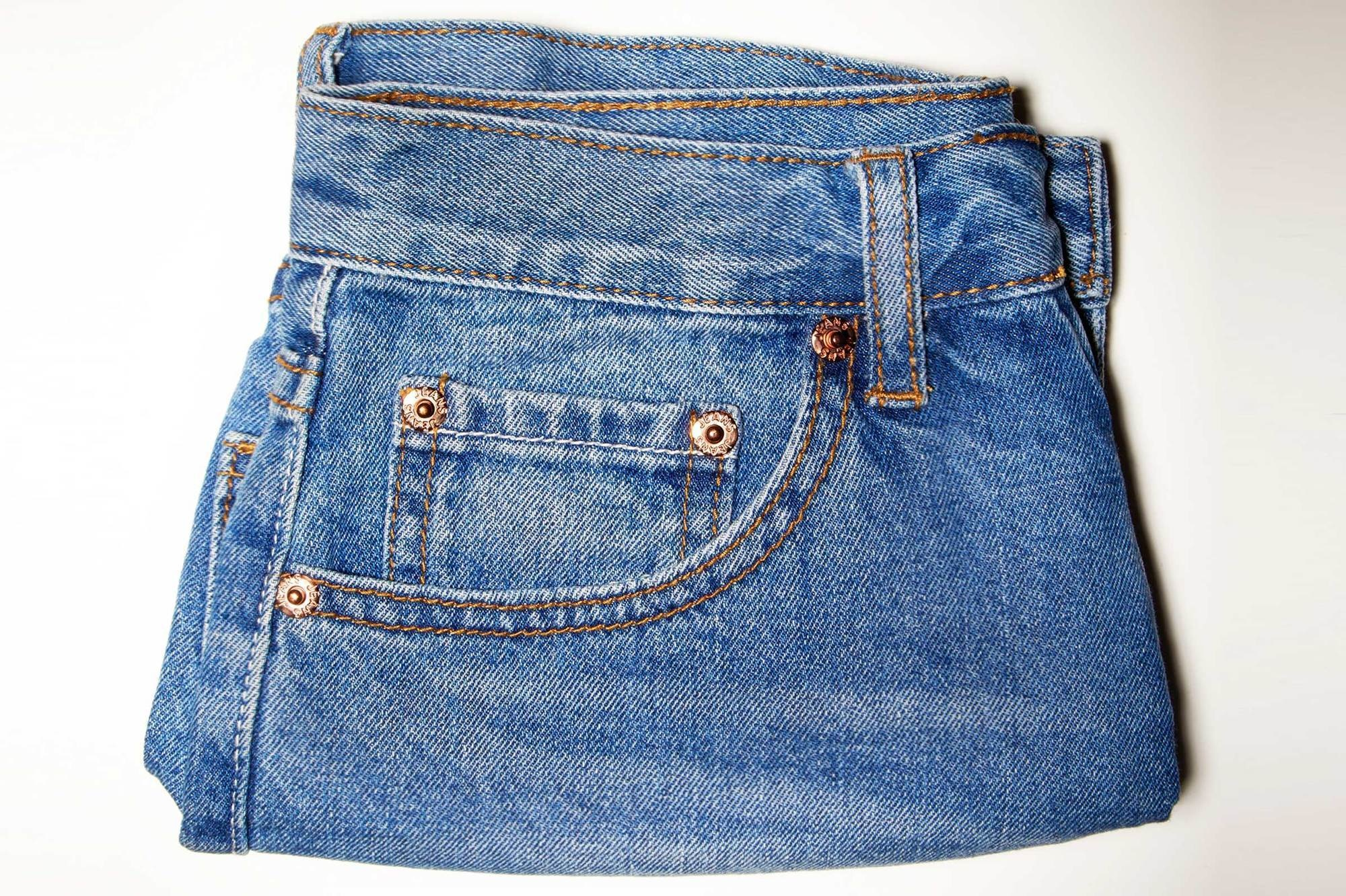 Small Jean Pockets