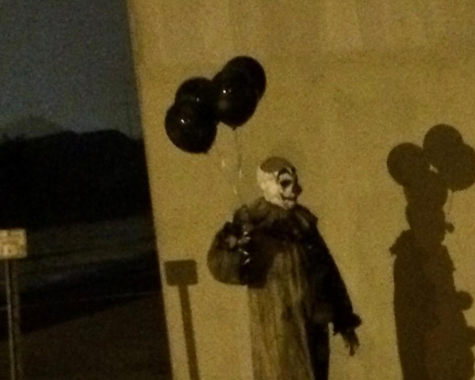 greenville clown