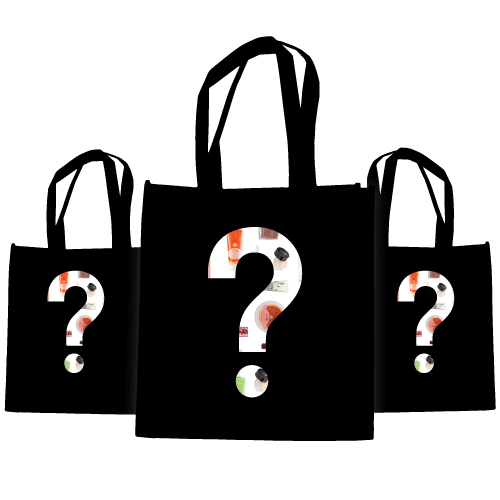 Image result for mystery bag