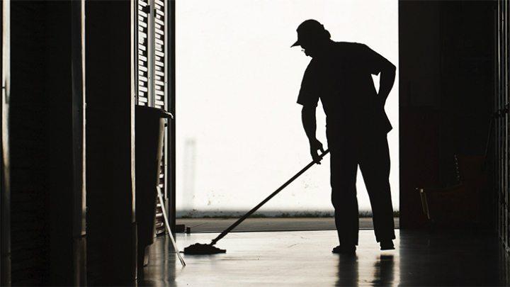 janitor hero