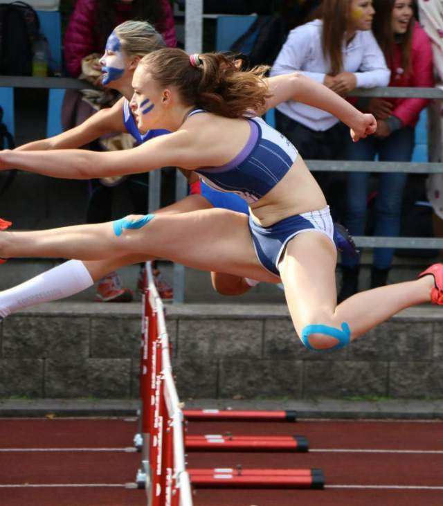 Check Out These Perfectly Timed Sports Photos
