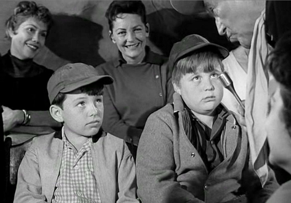 "Jerry Mathers Got The Role Of ""The Beaver"" In A Creative Way"