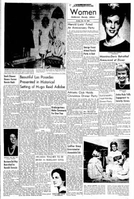 Image result for 1962 newspaper janice rude