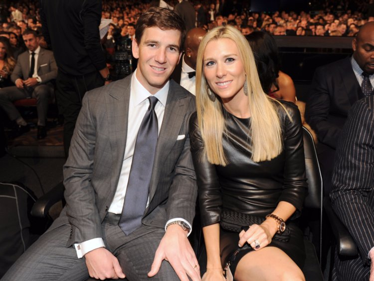 Abby McGrew was studying fashion at the University of Mississippi when she met future husband and New York Giants quarterback Eli Manning.