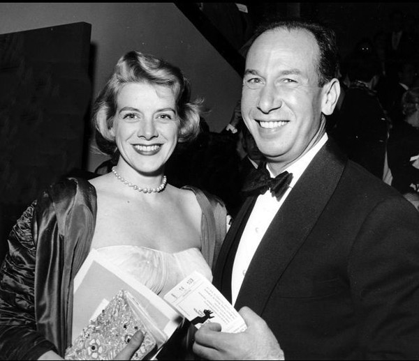 Rosemary Clooney and José Ferrer