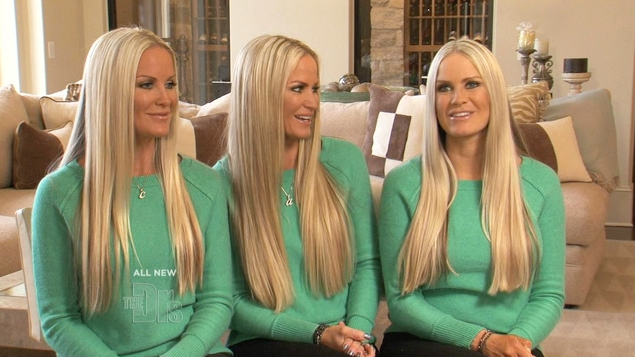 Image result for A DNA Test Reveals The Most Shocking Thing About These Beautiful Triplets!