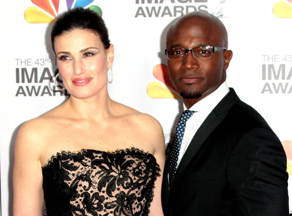 Image result for Taye Diggs & Idina Menzel