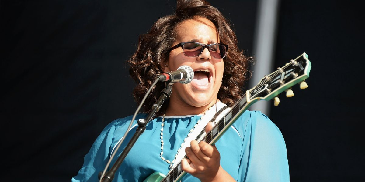 Brittany Howard Brings The Noise