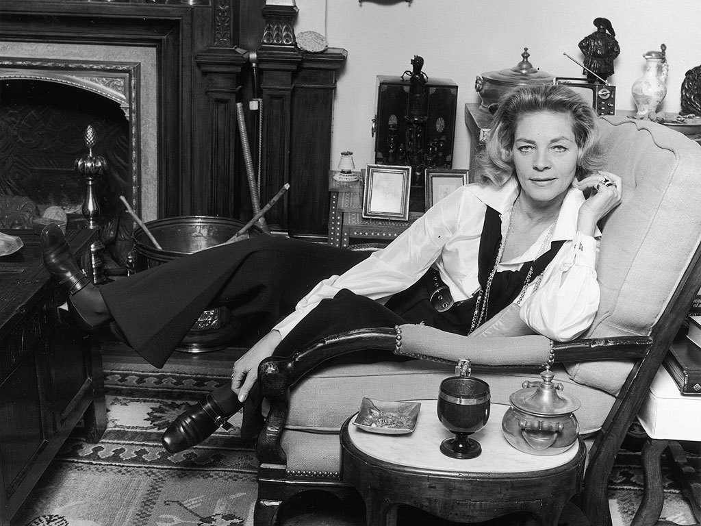 Lauren Bacall's $26 Million Central Park Apartment