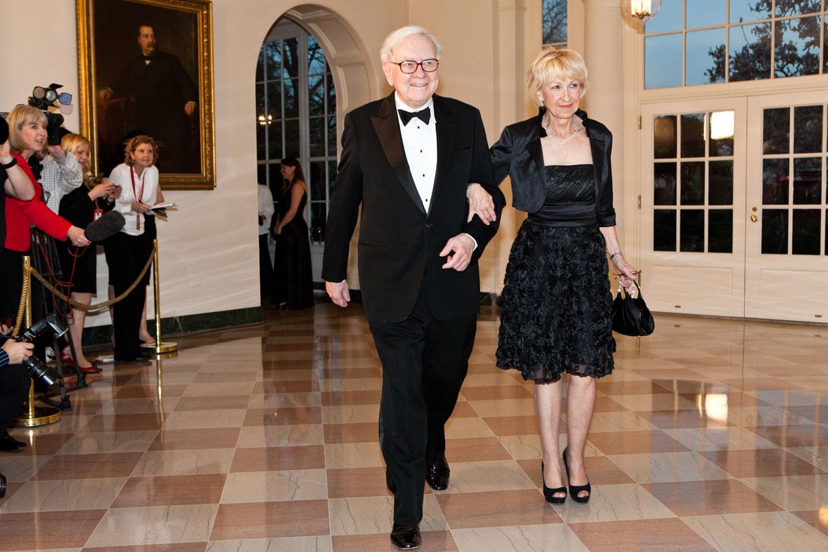 Warren Buffett/Susan Thompson/Astrid Menks