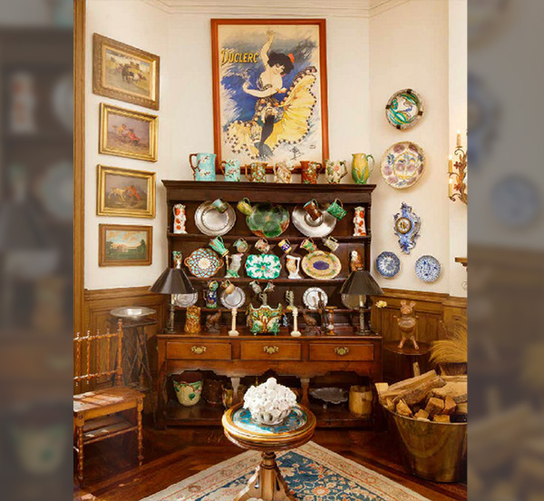 Unique George III Style Dresser Sold For $6,875