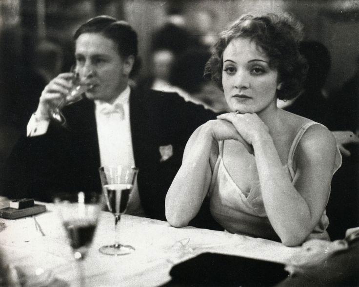Marlene Dietrich and Rudolf Sieber