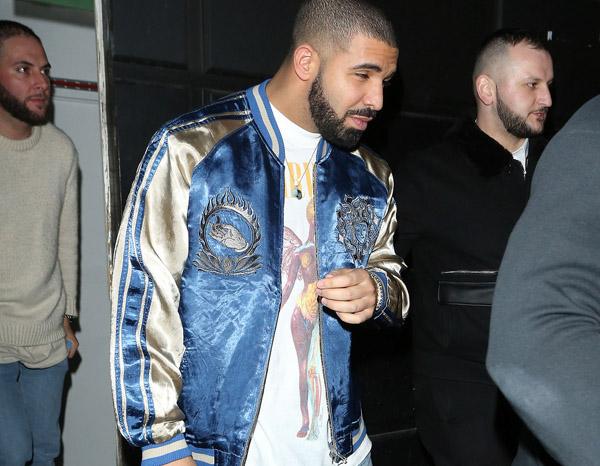 Drake Likes To Shake