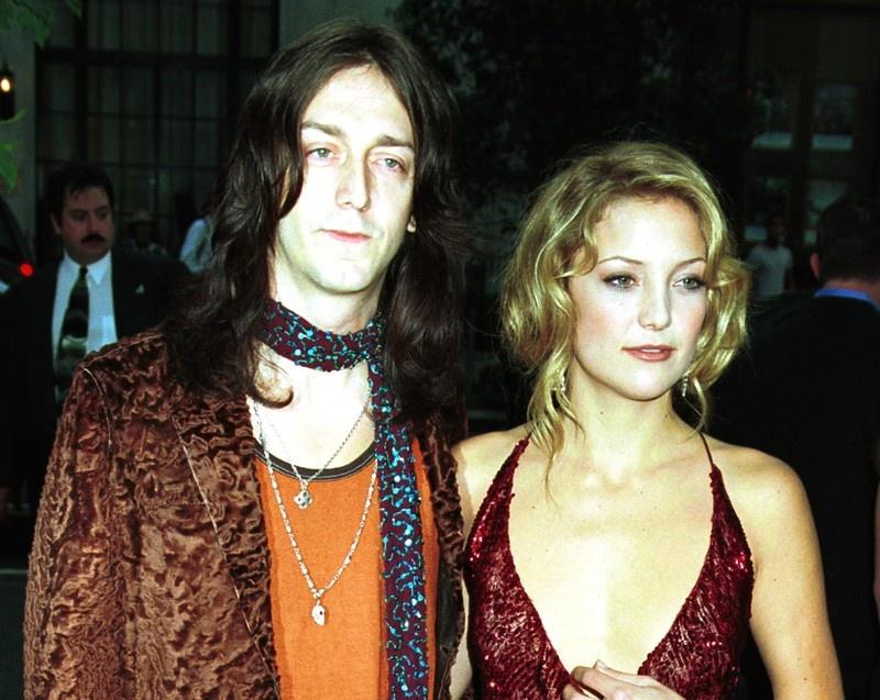Chris Robinson & Kate Hudson