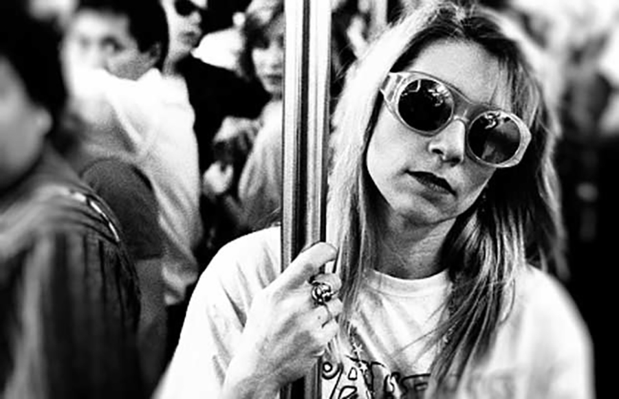 Kim Gordon Is A Total Badass