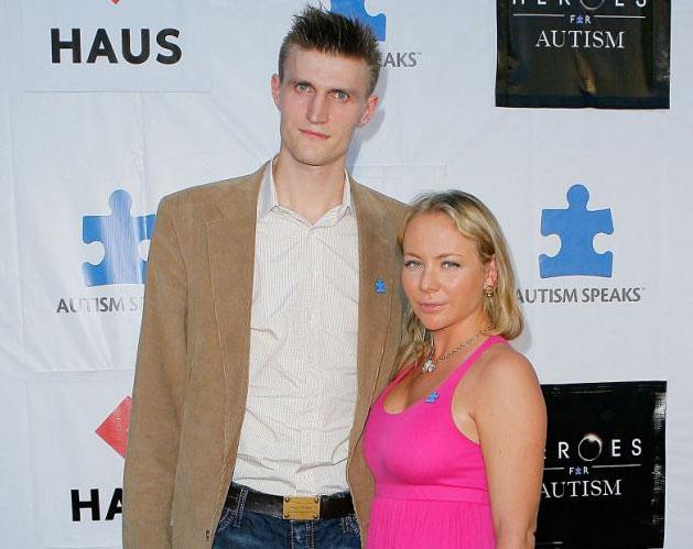 Andrei Kirilenko & Marina Lopatova