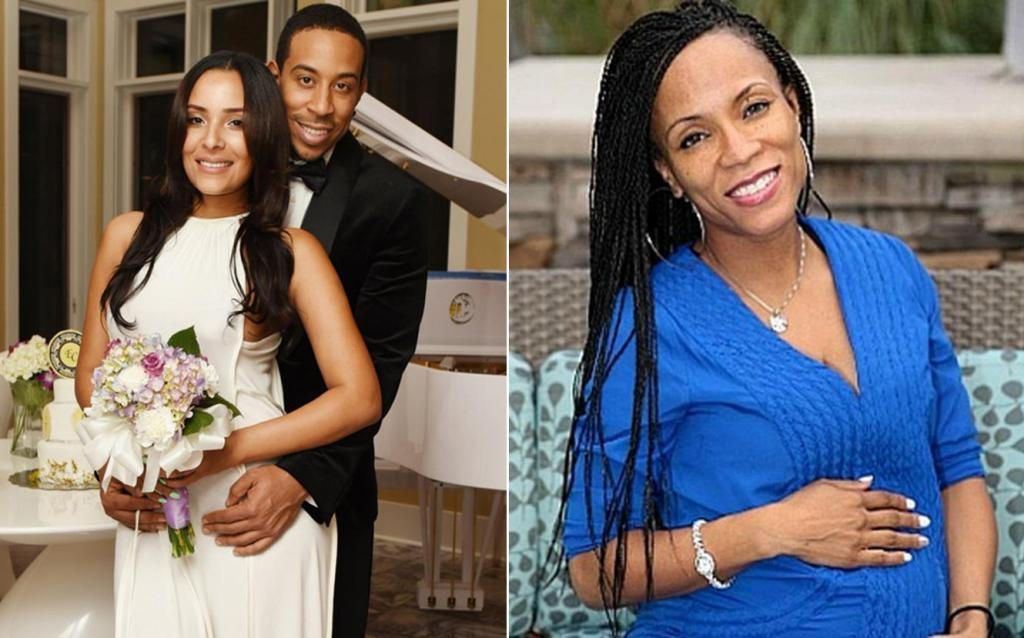 Ludacris & Eudoxie Mbouguiengue