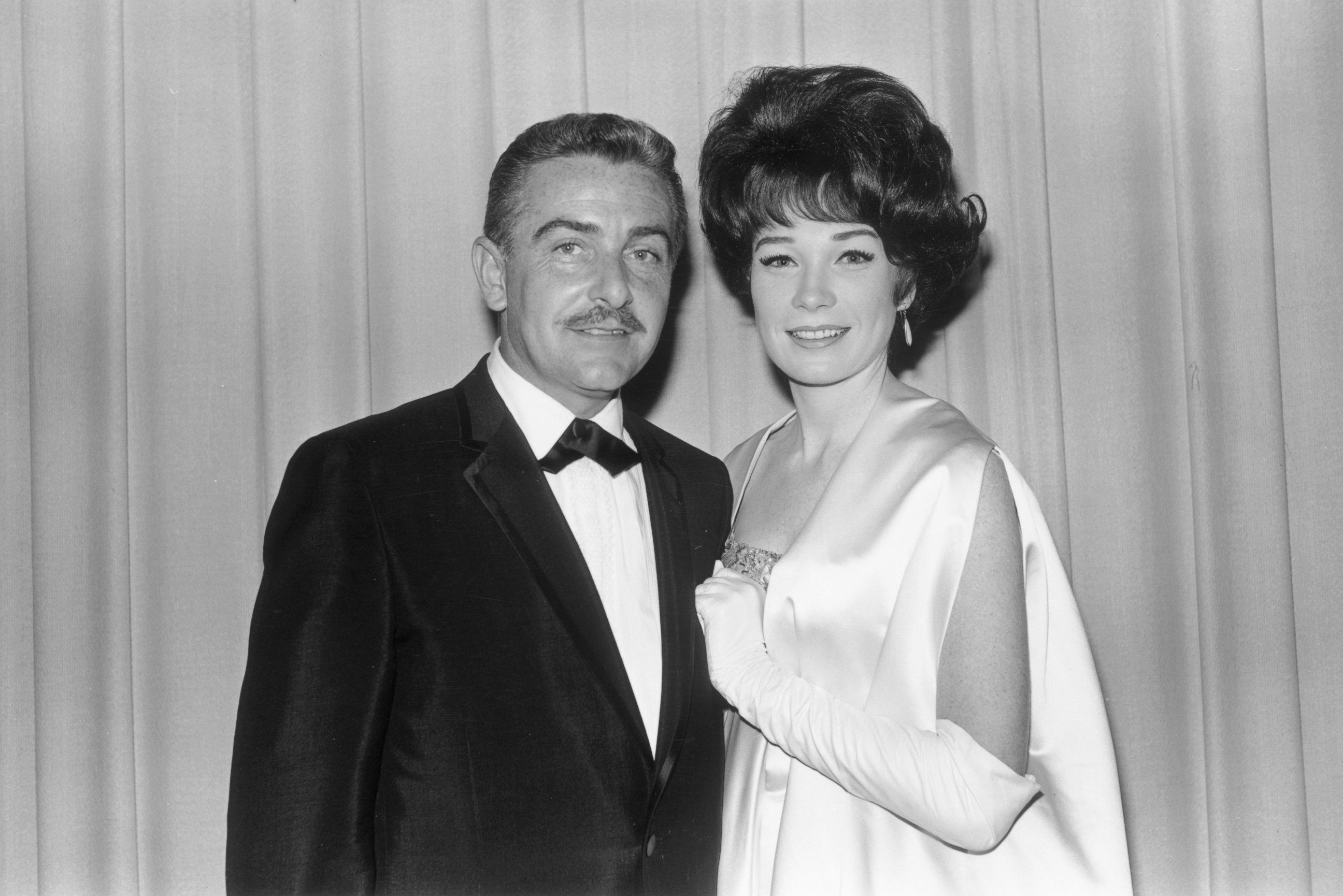 Shirley MacLaine & Steve Parker