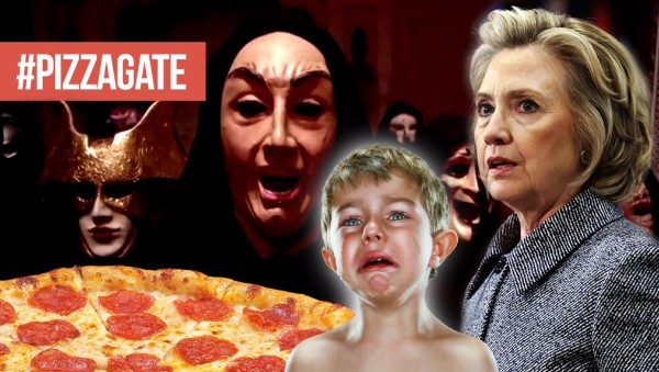 Pizzagate Connection?!