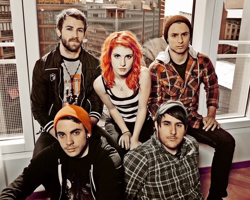 Hayley Williams Bolsters Her Pop-Rock Crew