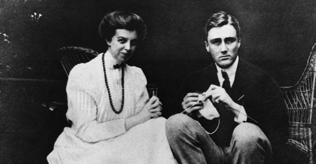 Franklin D. Roosevelt & Eleanor Roosevelt