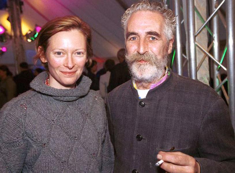 Tilda Swinton & John Byrne