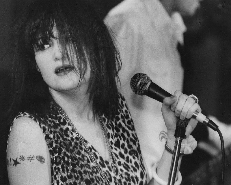 Can't Stop The Rock: Exene Cervenka