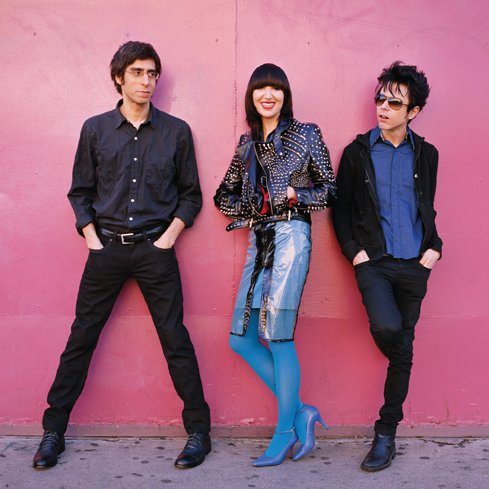 Who Could Forget The Yeah Yeah Yeahs?
