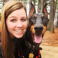 Image result for doberman and baby