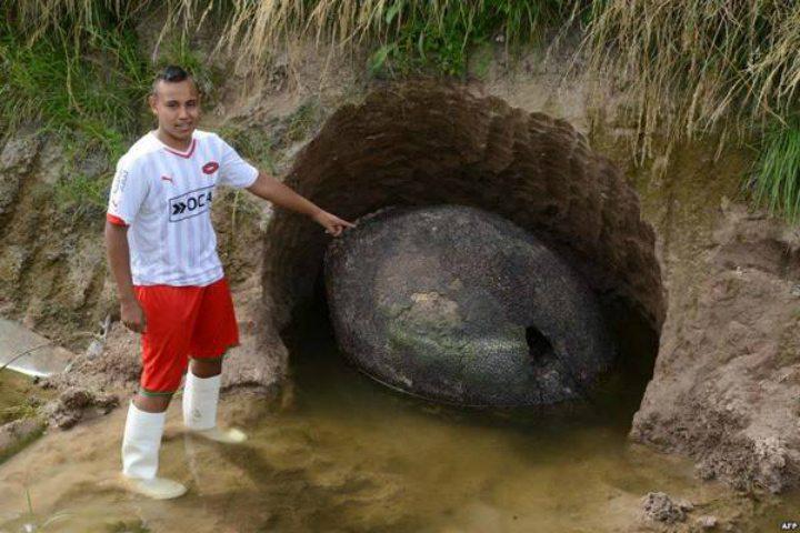 Argentina Jose Antonio Nievas farmers discovery