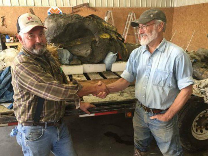 James Bristle farmer discovery Michigan