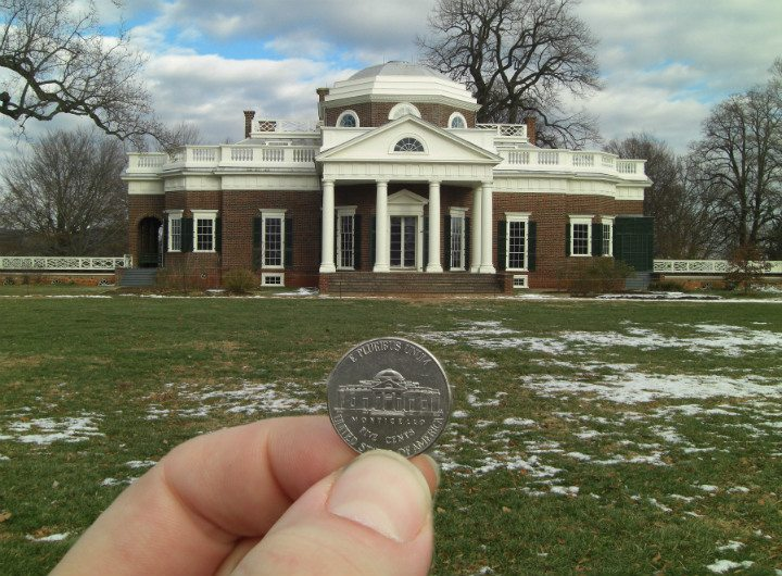 Monticello Plantation - Thomas Jefferson