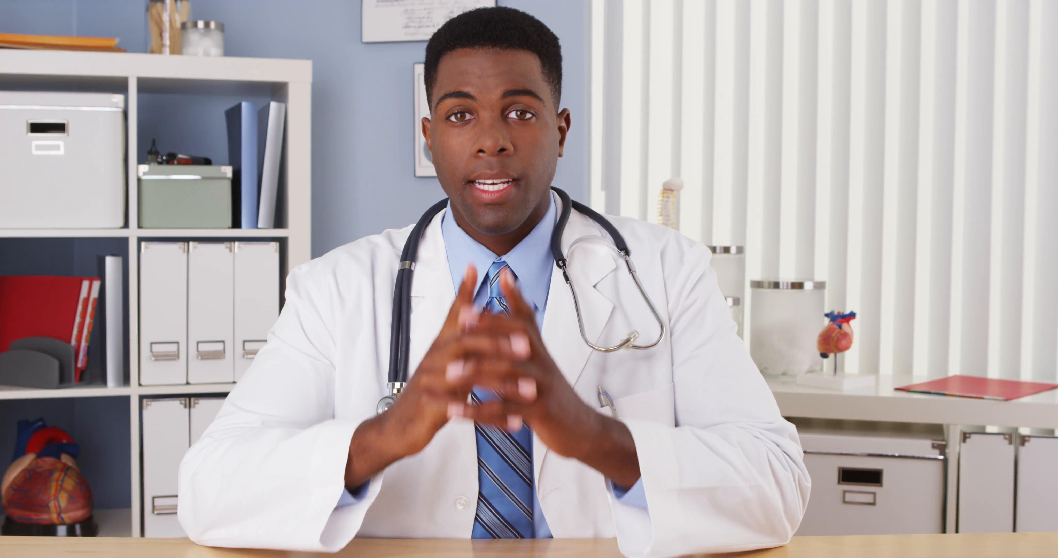 Image result for doctor talking