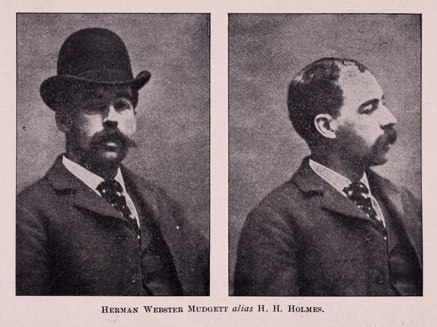 Holmes Was Hanged and Requested to be Buried in Concrete