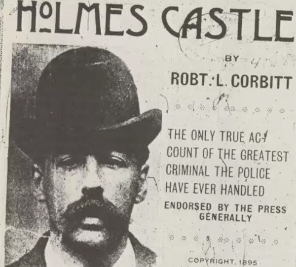 Police Finally Discovered Holmes' Murder Castle