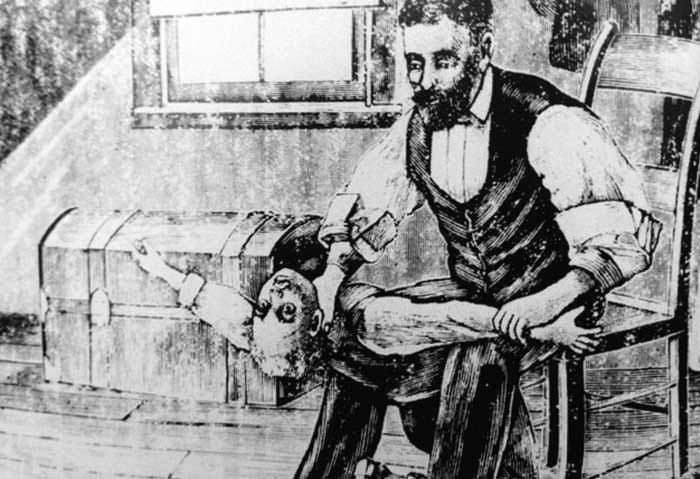H.H. Holmes Was Linked to a Missing Boy in New York