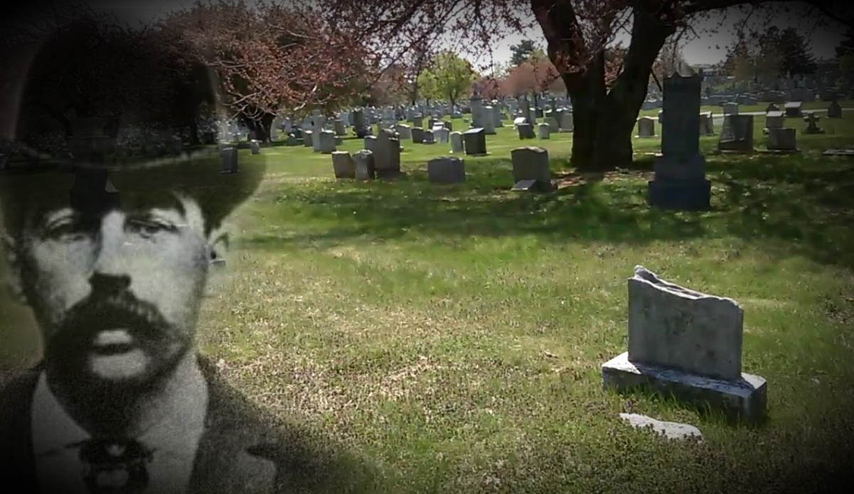 Holmes' Burial Site to be Exhumed