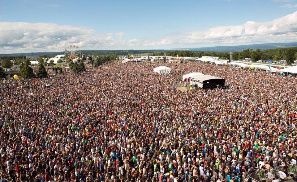 Bigger Than Woodstock But Somehow Forgotten-The Summer Jam