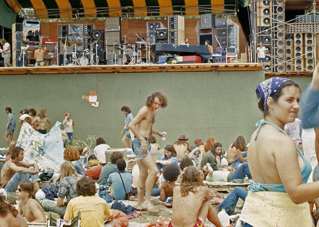 Summer Jam at Watkins Glen 1973 - Festivival