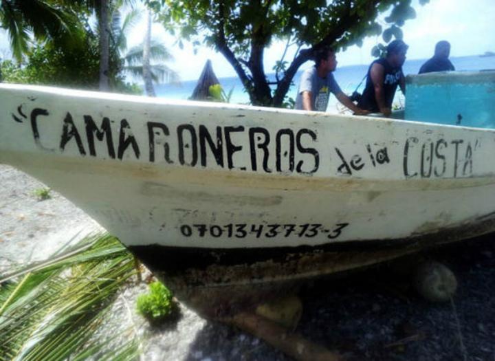 Jose Salvador Alvarenga's Boat