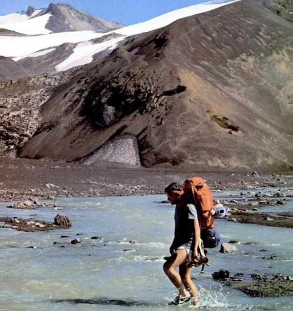 backpacker traveler