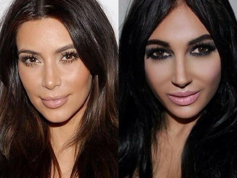 Claire Leeson as Kim Kardashian.jpg