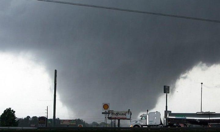 Tuscaloosa–Birmingham Tornado