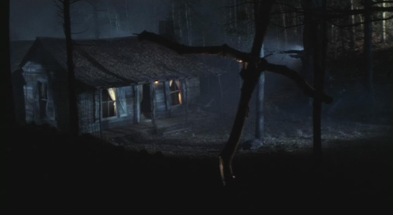 Image result for cabins in horror movies