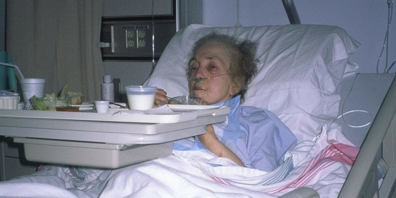 A Sick Mother