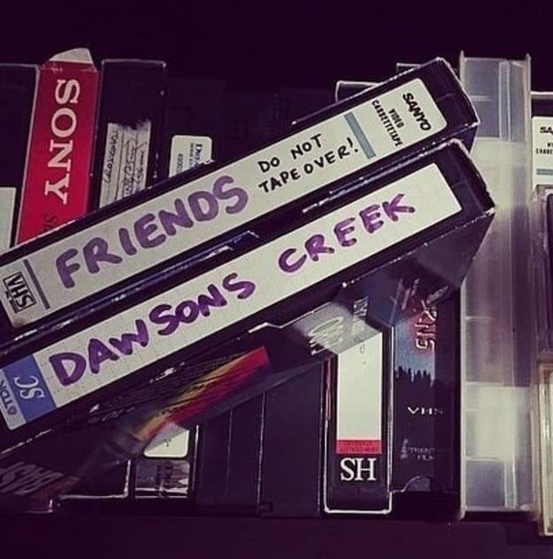 VHS Was The Only Option