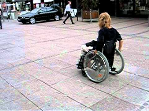 Image result for wheelchair lady